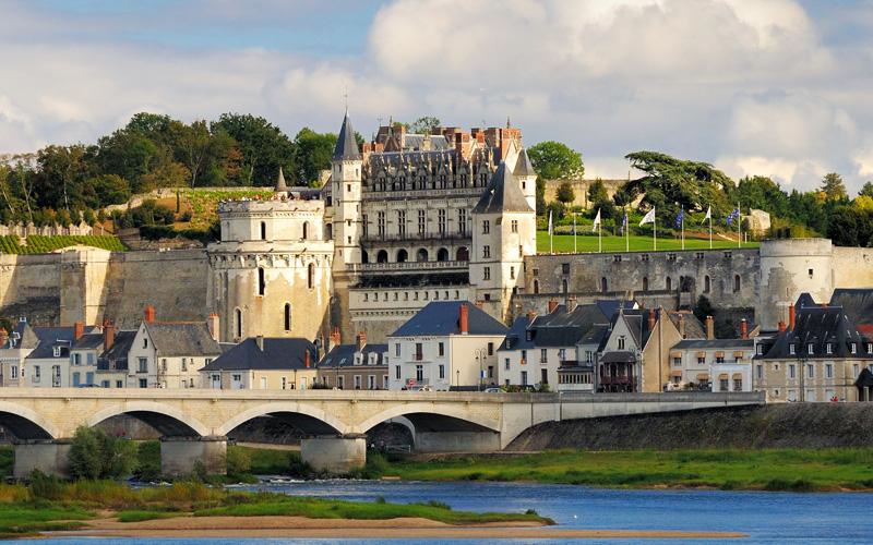 Les chateaux de la Loire