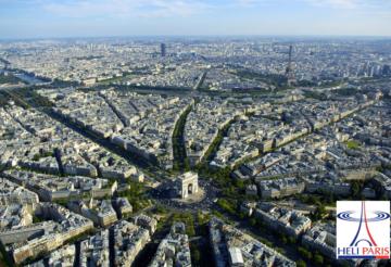 HELIPARIS – PARIS VU DU CIEL !
